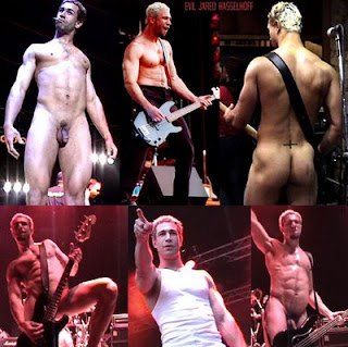 the bloodhound gang naked